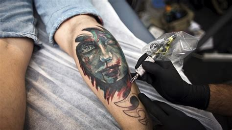 biometric tattoos tell tale us govt researching biometric ink