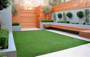 Small Contemporary Garden Ideas Chic Garden