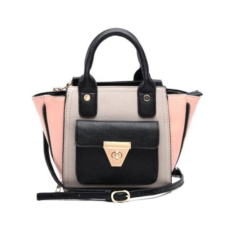 Fashion Bag Kode 209 fashion boat shape tote bag