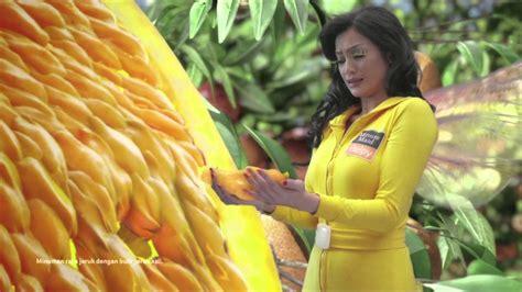 Floridina Maxy minute pulpy orange perjalanan peri bulir