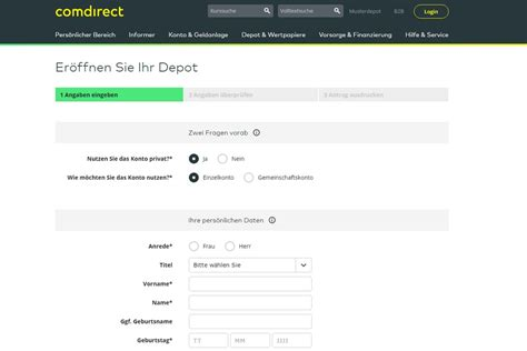 comdirect bank comdirect test und erfahrungen finanzen net