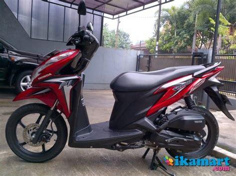 Honda Vario Pgm Fi 125 Th 2012 honda vario techno 125 pgm fi th 2012 merah orisinil motor