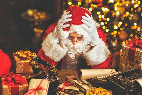 festive stress  ruining americas holiday season