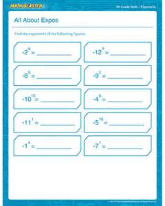 all about expos free 7th grade printable pdf worksheet