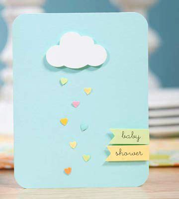 how to make a baby shower invitation card best 25 baby shower cards ideas on