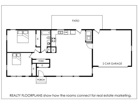 real estate floor plans sles real estate layout sles www realty floorplans com