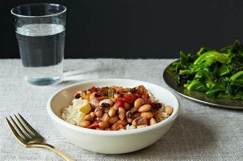 new year traditions luck lucky hoppin recipe dishmaps