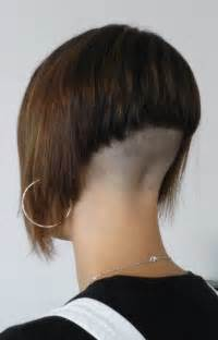 severe wedge haircut 25 best ideas about shaved nape on pinterest nape