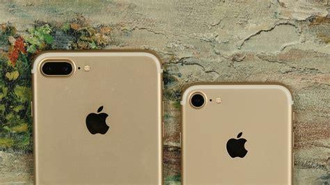 iphone 7 plus vs iphone 7 differences portrait mode