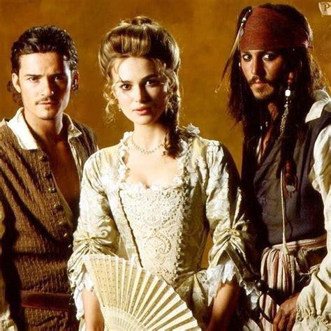 orlando bloom jack sparrow orlando bloom keira knightley johnny depp in pirates of