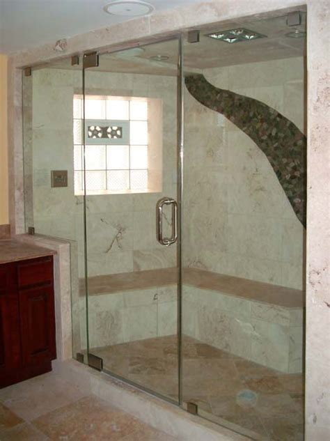 Frameless Glass Shower Enclosures In Chicago Naperville Custom Shower Doors Cost