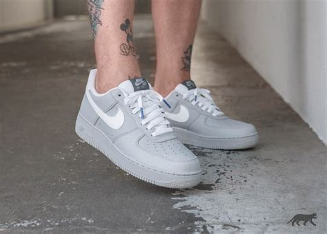 nike air force   wolf grey white dark grey game