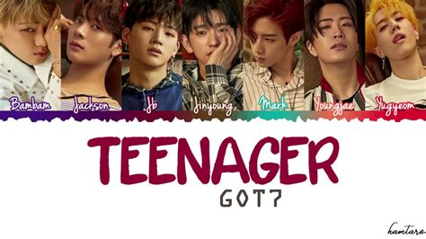 download mp3 got7 you are teenager got7 mp3 10 20 mb technobloom music hits genre