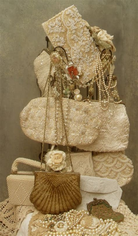 rag picker ordinaire my vintage beaded purse collection