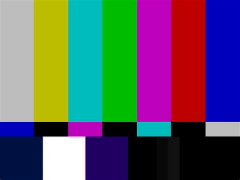test pattern com please stand by watts up with that