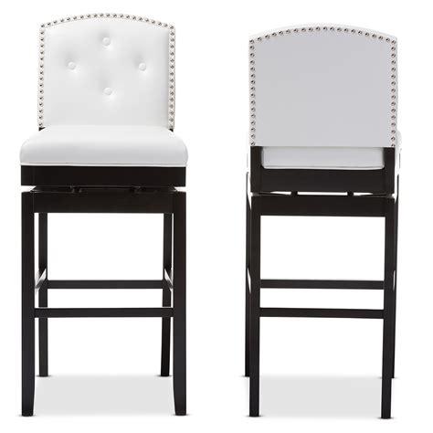 baxton studio kasey white solid wood swivel bar stool with cheap barstools beautiful cheap wooden bar stools fancy