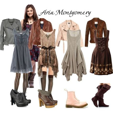 Fashioned Wardrobe by Montgomery Inspired Montgomery Style And Pll