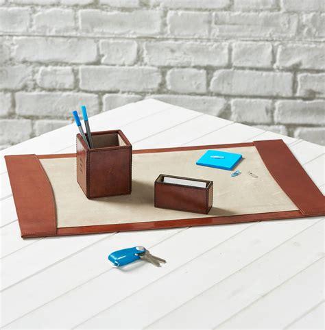 leather desk blotter set leather desk blotter set hostgarcia