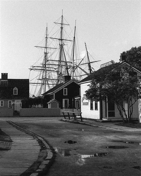 Mystic Seaport ~ Photography In Place
