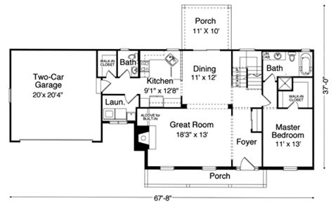 starter home floor plans starter home plans for beginner home buyers by