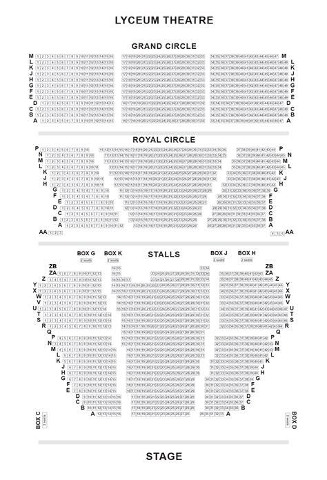 lyceum theatre floor plan lyceum theatre floor plan carpet review