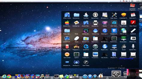 pc themes apple best mac theme for windows 7 youtube