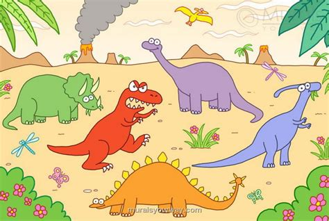 National Geographic Wall Murals dinosaur wallpaper for kids room wallpapersafari