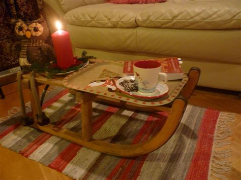 alten schlitten dekorieren up 3 an sleigh repurposed alter schlitten