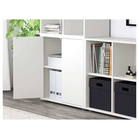 ikea eket cabinet eket cabinet combination with feet white 210x35x142 cm ikea