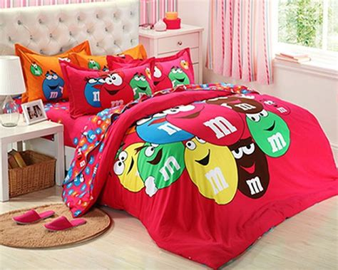 m m bedding m and m bedding i would love this the love of m ms
