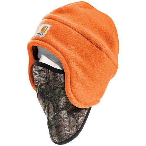 Masker Fleecy carhartt fleece 2 in 1 hat with mask 635659 hats