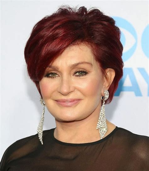 sharons new hair colour eastenders sharon osbourne haircut hairstyles glow get update for