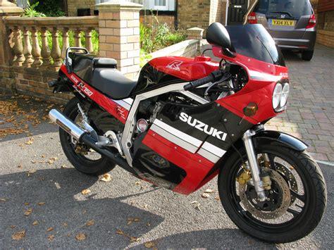 Suzuki Gsxr 750 F Suzuki Gsxr 750 F 1985 Year Model Original
