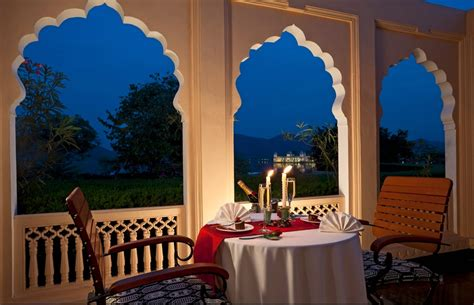 Hotel Patio by Indian Splendor Luxury Property Photography By Kaul