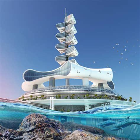 Zero Carbon Luxury Resort by Grand Cancun Is The Net Zero Energy Luxury Eco