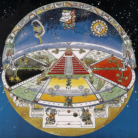 como era el arte de los mayas cosmolog 237 a