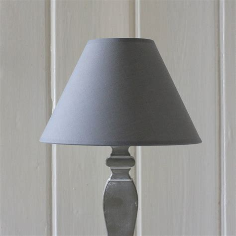 Grey Bedside Lights Gustavian Grey Table L By Magpie Living