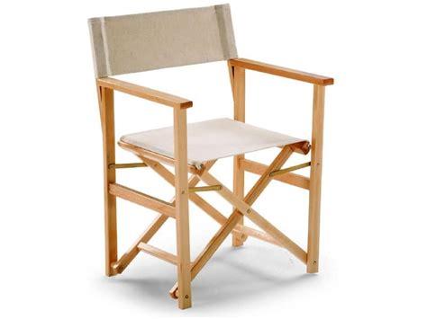 sedia regista sedute sedie pieghevoli regista idfdesign