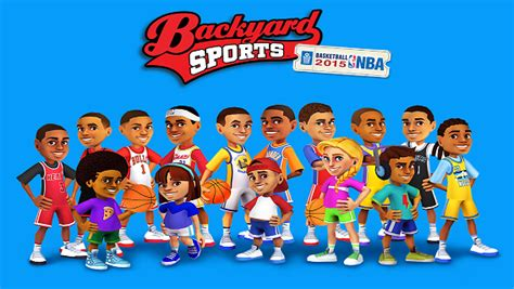 backyard sports kids image wiki background backyard sports wiki fandom