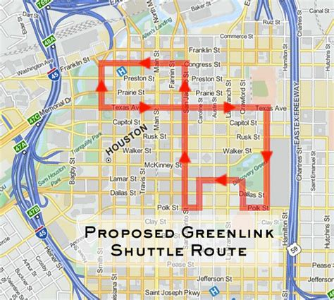 houston greenlink map rollin downtown my table houston s dining magazine