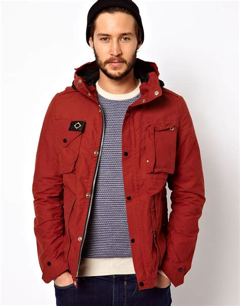 Technical Jaket lyst ma strum technical jacket in for