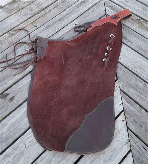 Handmade Chaps - handmade cutting chaps w custom buckle