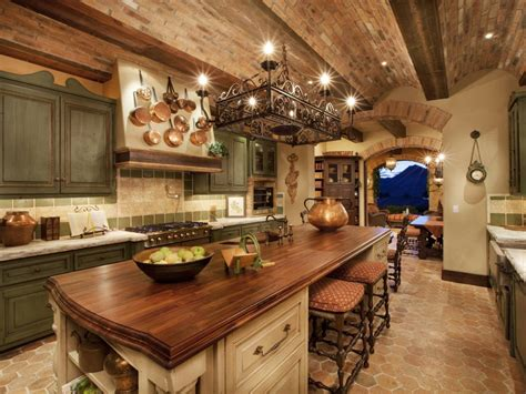 Tuscan Kitchen Decorating Ideas Tuscan Kitchen Design Pictures Ideas Tips From Hgtv Hgtv