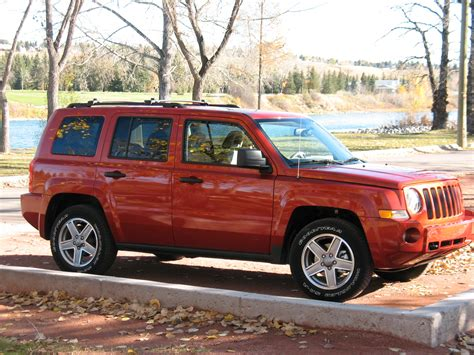 How Much Is A Jeep Patriot Sport 2008 Jeep Patriot Pictures Cargurus