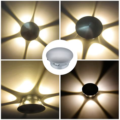 Home Theater Lighting Fixtures 6w Led Wall Sconces Light Fixture Home Theater Disco Studio Hotels Decoration Ebay