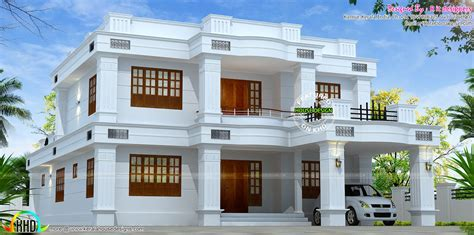 5 bedroom home february 2016 kerala home design and floor plans