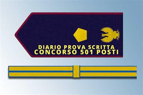 concorso interno vice ispettore polizia di stato concorso interno 501 posti vice ispettore diario prova
