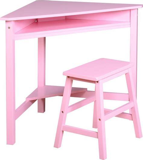 Candy Corner Desk Set Pink Buy Online At Qd Stores Pink Corner Desk