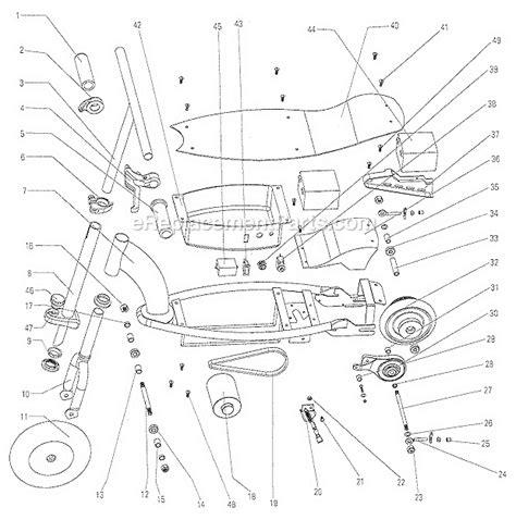 razor scooter wiring diagrams razor free engine image