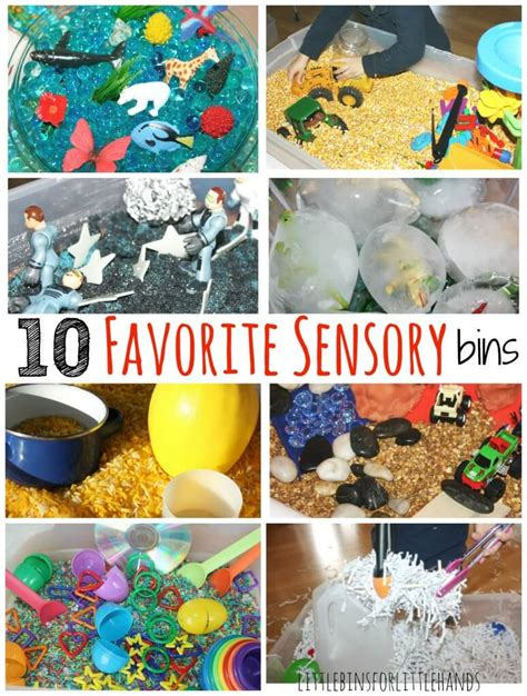Table Throw About Sensory Bins And Everything You Need To Know To Make One